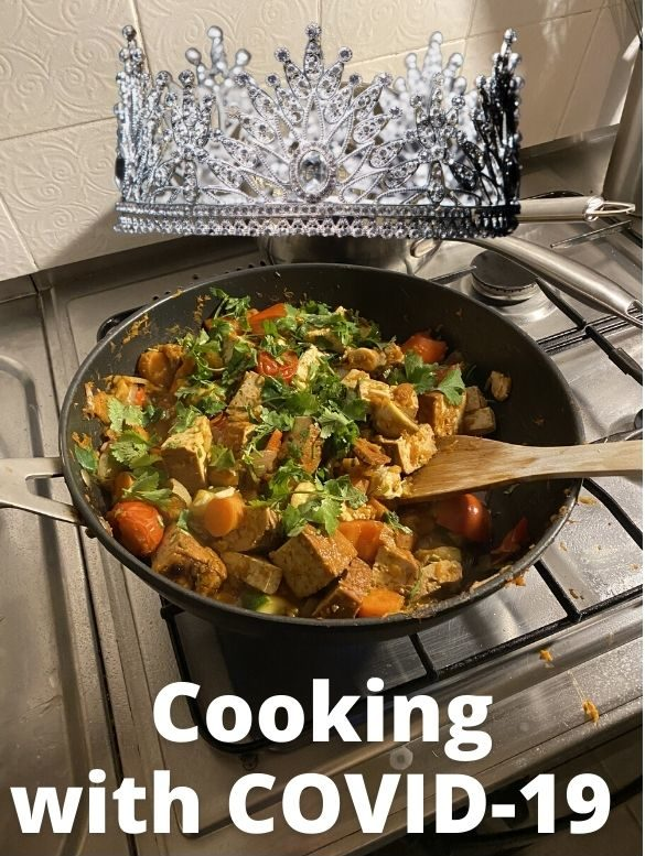Cooking with COVID-19